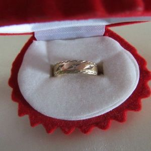 Other - Ladies or mens 10 K gold ring- Firm Price